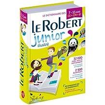 Dictionnaire Le Robert Junior illustré - 7/11 ans - CE-CM-6e