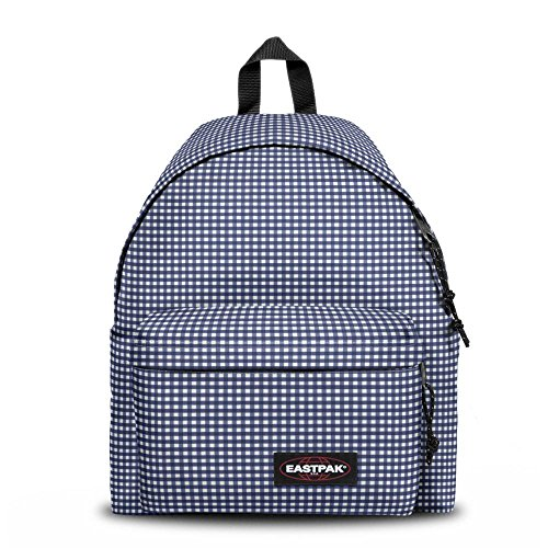 Eastpak Padded Pak'R Sac Scolaire, 42 cm, Gingham Blue