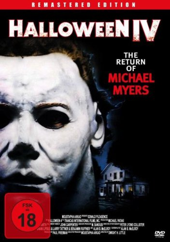 Halloween IV - The Return Of Michael Myers (Halloween 4 Michael Myers Film)
