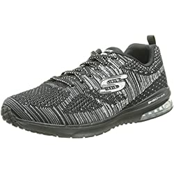 Skechers (SKEES) - Skech- Air Infinity-Stand Out, Scarpa Tecnica da donna, nero (bksl), 39