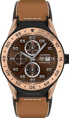 TAG Heuer Connected Modular 45 Smartwatch SBF8A5000.32FT6110 - Reloj para hombre