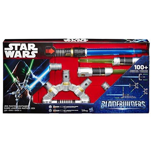 Star Wars Bladebuilders Jedi Master Lightsaber