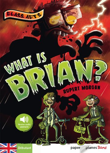 What is Brian ? - Livre + mp3 par Rupert Morgan