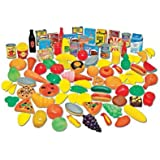 Chad Valley 104 Piece Play Food Set.