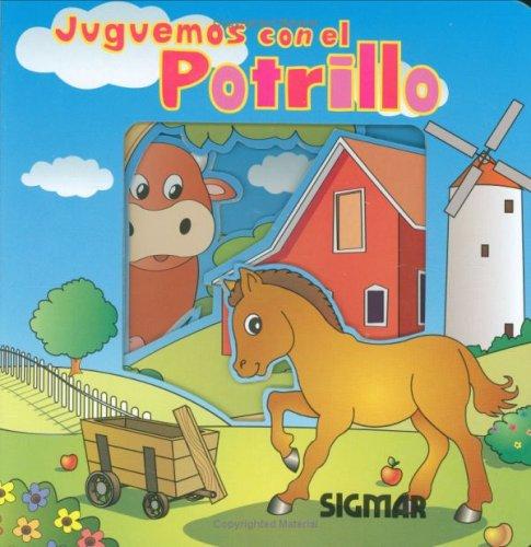 Juguemos con el Potrillo/Let's Play With the Little Horse (De Paseo/Walking Around) por Lourdes Tognetti
