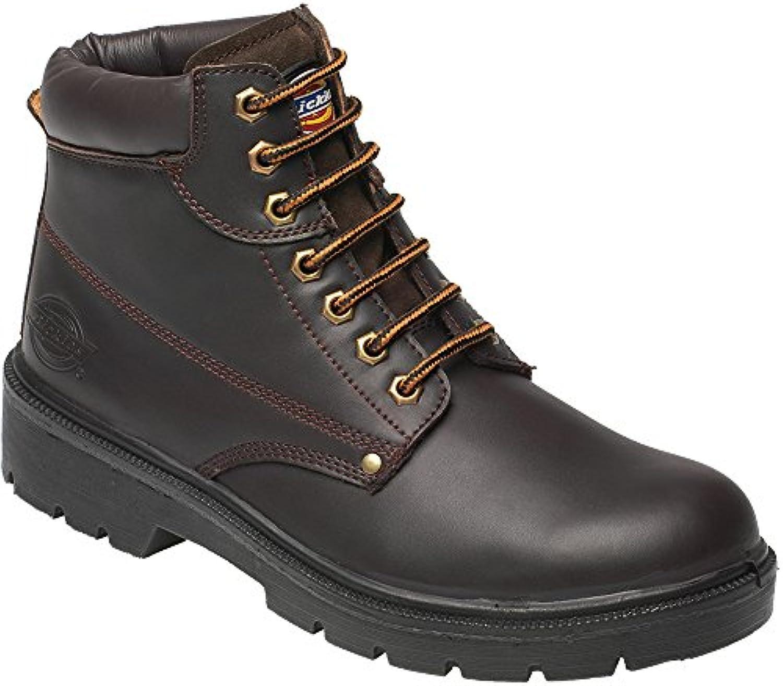 Zapatos de seguridad montantes S1P Super brodequin Antrim Dickies