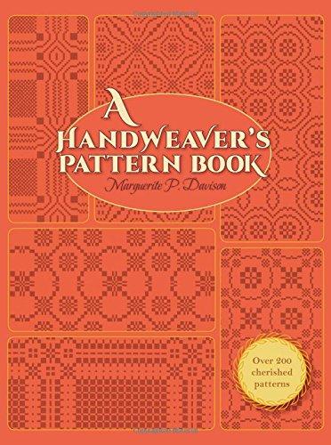 A Handweaver's Pattern Book por Marguerite Porter Davison