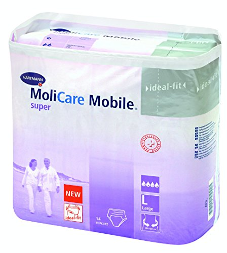 MoliCare Mobile super - Gr. Large - (56 Stück).
