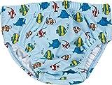 Playshoes Baby - Jungen Schwimmwindel 460250, Gr. 62 (Herstellergröße: 62/68), Blau (Original 900)