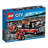 LEGO city 60084 Le transporteur de motos de course by LEGO