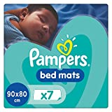 Pampers Windeln Bed Mats Large Bettunterlage, 3er Pack (3 x 7 Stück)