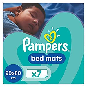 Pampers Bed Mats 3 Pack 7 Mats Per Pack Amazon Co Uk