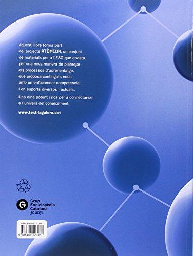 Matemàtiques 3 ESO Atòmium - 9788441223967