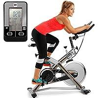 BH Fitness MKT JET BIKE PRO H9162RF bicicleta ciclismo indoor. Volante inercia 22 Kg.