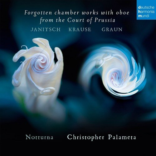 Forgotten Chamber Works With Oboe