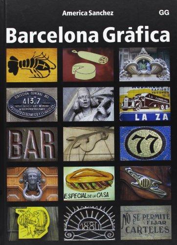 Barcelona Gráfica por America Sanchez