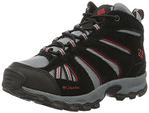 Columbia Childrens North Plains Mid Waterproof, Chaussures de Randonnée Hautes Garçon