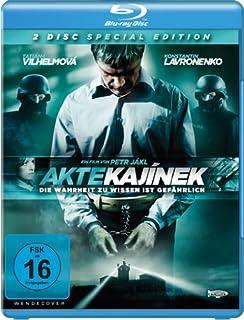 Akte Kajinek [2-Disc-Special Edition] (Blu-ray)
