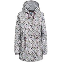 Trespass Women's Pastime Waterproof Rain Jacket