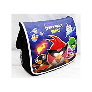 Bolso Bandolera – Angry Birds – espacio nueva escuela mochila an11524