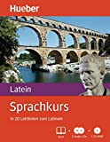 Sprachkurs Latein: In 20 Lektionen zum Latinum / Paket: Buch + 2 Audio-CDs + 1 CD-ROM