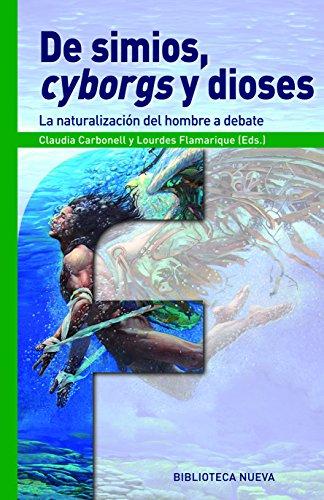 DE SIMIOS, CYBORGS Y DIOSES (malo) (Fronteras)