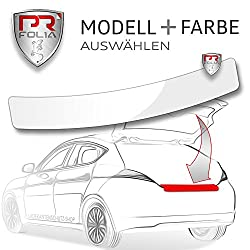PR-Folia Ladekantenschutz - E-Klasse T-Modell (Typ S213, ab Bj.07/2016) - TRANSPARENT, Lackschutzfolie, Ladekantenschutzfolie, Schutzfolie