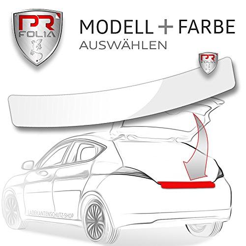 PR-Folia Ladekantenschutz passend für - Golf 7 / VII Limousine (Typ AU ab 10/2012) - TRANSPARENT, Lackschutzfolie, Ladekantenschutzfolie, Schutzfolie
