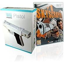 Skyscraper + Pistola Wii