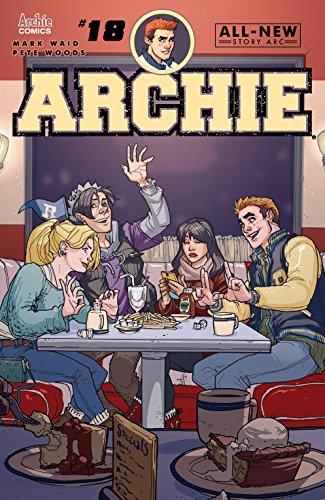 Archie (2015-) #18 (English Edition) por Mark Waid