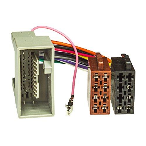 Accord-kabel (tomzz Audio 7017-002 Radio Adapter Kabel für Honda Accord Pilot Jazz Fit MR-V Insight auf 16pol ISO Norm)