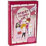 APLI Kids - Juego Magnet Fashion Girls, Ángels Navarro (14838)