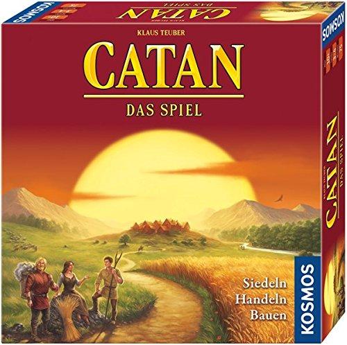 Catan: Catan - Das Spiel *Neu* [German Version]