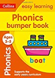Phonics Bumper Book Ages 3-5: bursting with motivating and fun phonics activities (Collins Easy Learning Preschool)