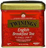 Twinings English Breakfast Dose 100g, 2er Pack (2 x 100 g)
