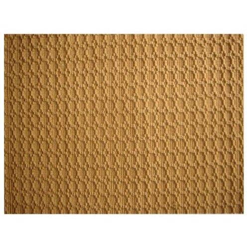 Importe Decor Jute natur Teppich, braun, 5'X7' (Jute 5')