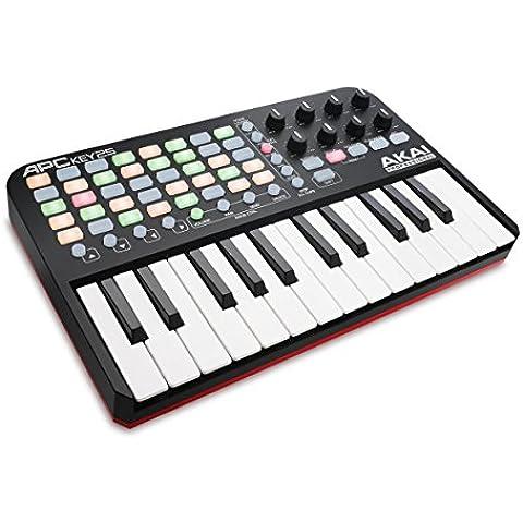 AKAI Professional APC Key 25 Tastiera Controller MIDI USB per