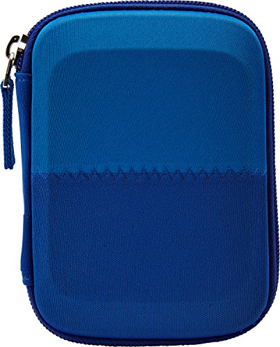 Case Logic HDC11B - Funda rígida para Disco Duro DE 2.5', Color Azul