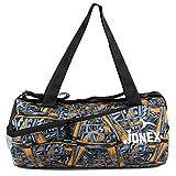#10: Jonex stylish Design Gym Bag (Size Medium) 18x9x9 Inch