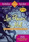 Bibliolycée Les Fleurs du mal Baudelaire BAC 2020 par Baudelaire