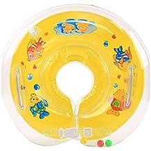 GZQ Natación Flotador Inflable Anillo, Anillo Seguridad de natación del bebé, Inflable de Piscina