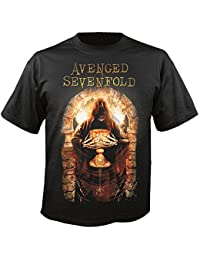 AVENGED SEVENFOLD - Golden Arch - T-Shirt