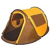 Outdoor-Zelte Bootstyp Eingebaute Geschwindigkeit Offenes Zelt Wasserdichtes Einstöckiges Campingzelt mit Einem