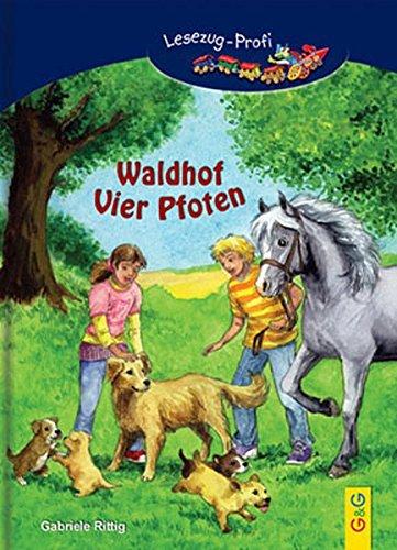 Waldhof Vier Pfoten: Lesezug - Profi