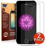 iPhone 5s SE Verre Trempé [2 Pièces] Protection écran de meilleure qualité de Zooky®