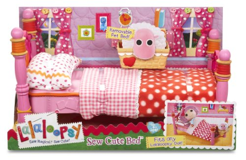 Lalaloopsy Sew Cute Bed