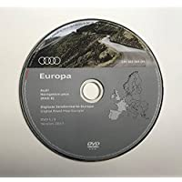 2017 AUDI RNS-E SAT NAV MAP UPDATE DISC NAVIGATION DVD UK & WESTERN EUROPE