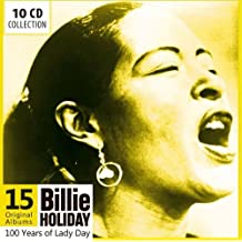 Billie Holiday 100 Years of Lady Day (15 Albums)