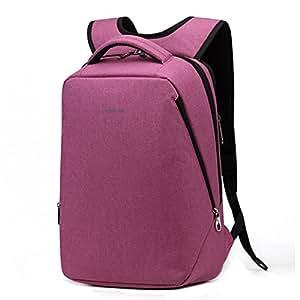 Slotra Laptop Backpack-Business Backpack for Women Water Resistant Laptop Bag 14.1, Rose