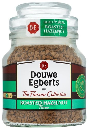 Douwe Egberts The Flavour Collective Roasted Hazelnut 50 g (Pack of 6)  Douwe Egberts The Flavour Collective Roasted Hazelnut 51B74jxPcWL